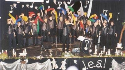 Bild zum Artikel: J.E.S.! - Benefiz-Konzert