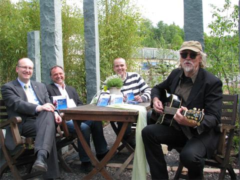Bild zum Artikel: Dein Tag heißt der offizielle Song der Landesgartenschau 2010