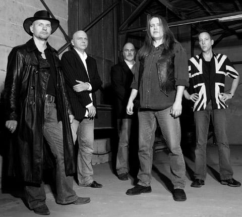 Bei der Rocknacht 2009 in Hagen-Vorhalle: MORGENSTERN