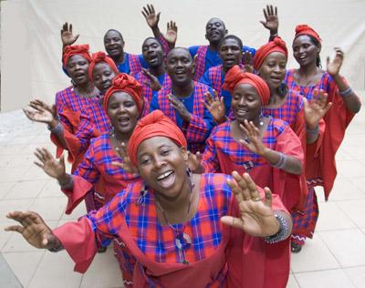 Bild zum Artikel: UPENDO – AFRICAN GOSPEL