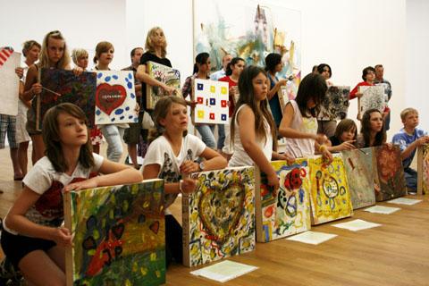 """Bild zum Artikel: Anmeldung zum Workshop """"Klangwege"""" im """"Jungen Museum"""""""