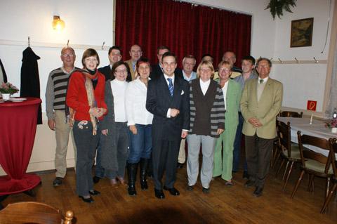 Bild zum Artikel: Delegierte der CDU Eppenhausen/Haßley aufgestellt
