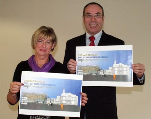 Bild zum Artikel: Stadt Hagen wirbt auf der ITB