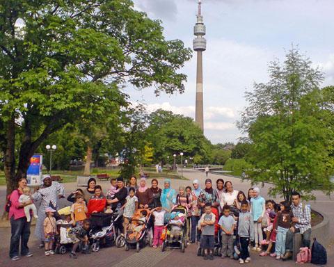 Bild zum Artikel: Gelungener Ausflug in den Westfalenpark