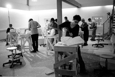 Bild zum Artikel: Kunstseminare zwischen den Jahren Neujahrswerkstätten feiern Jubiläum