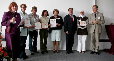 Bild zum Artikel: Hagener Integrationsarbeit durch Minister gewürdigt