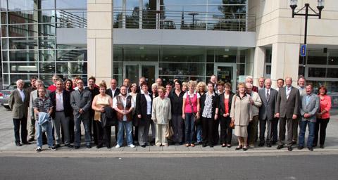 Bild zum Artikel: Jubiläen und Pensionierungen bei der Stadtverwaltung