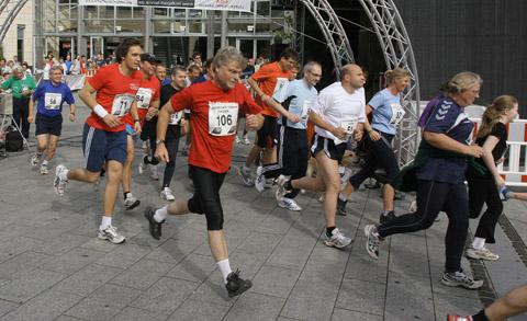 Bild zum Artikel: Der 4. Hagener Fun Lauf lockt mit Sport, Spaß und guter Laune
