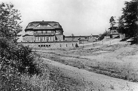 Der Hohenhof am Stirnband in Hagen