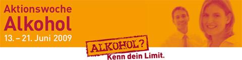 Bild zum Artikel: Aktionswoche Alkohol