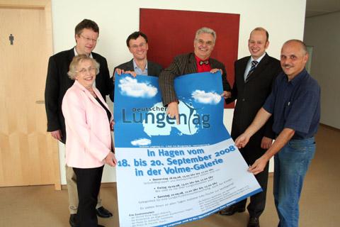 Bild zum Artikel: Deutscher Lungentag 2008