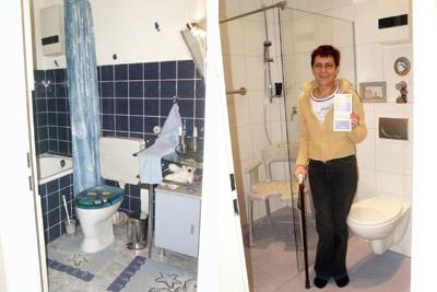Bild zum Artikel: Darlehen für Schwerbehinderte - Lebensqualität erhalten