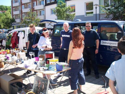 Bild zum Artikel: 10. Hagener Trödelmarkt ein voller Erfolg