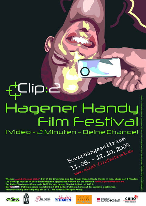 Bild zum Artikel: Das erste Hagener Handy Film Festival