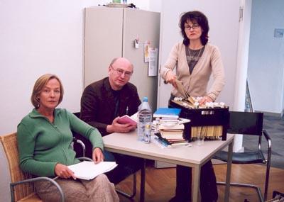 Bild zum Artikel: Vorjury zum Ernst Meister Preis hat getagt