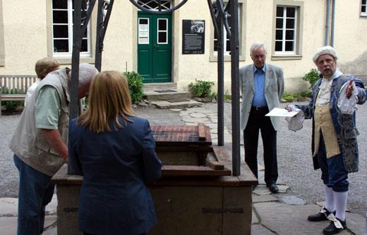 Bild zum Artikel: Ein Abend mit Graf Moritz Casimir