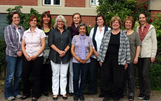 Bild zum Artikel: Qualifizierungslehrgang für Berufsrückkehrerinnen abgeschlossen