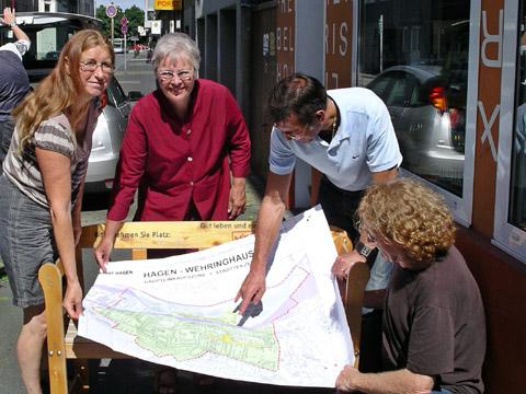 Bild zum Artikel: EU-Projekt unterstützt Wehringhausen