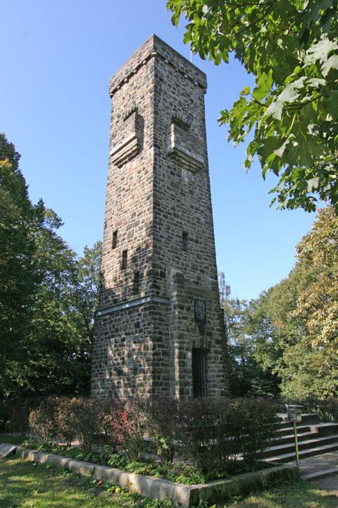 Bild zum Artikel: Kaiser-Friedrich-Turm wieder geöffnet