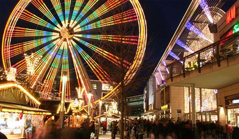 Bild zum Artikel: Hagener Weihnachtsmarkt