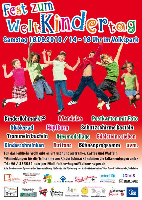 Bild zum Artikel: Kinderfest zum Weltkindertag