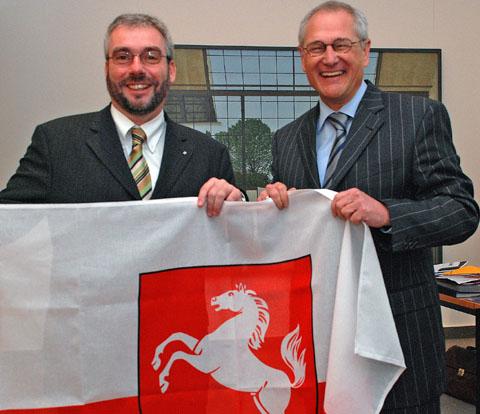 Bild zum Artikel: Hagens OB Dehm und LWL-Direktor Dr. Kirsch wollen gute Zusammenarbeit noch intensivieren