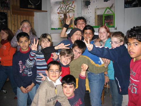 Bild zum Artikel: Hausaufgabenhilfe im Boeler Jugendzentrum