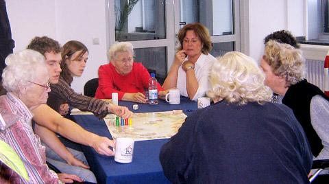 Bild zum Artikel: Spielenachmittag für Senioren