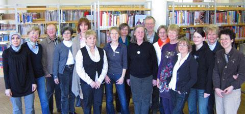 Bild zum Artikel: Stadtbücherei bedankt sich bei ehrenamtlichen Helfern