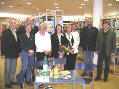 Bild zum Artikel: Förderverein HagenMedien Stadtbücherei mit neuem Vorstand