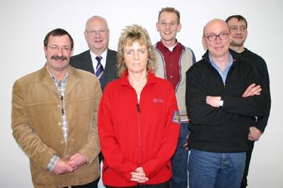 Bild zum Artikel: Betriebliches Vorschlagswesen - OB Demnitz zeichnet Mitarbeiter aus