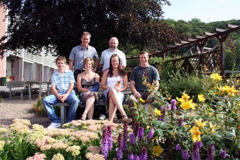 Bild zum Artikel: Gute Noten für Garten- und Landschaftsbauer der Stadt Hagen
