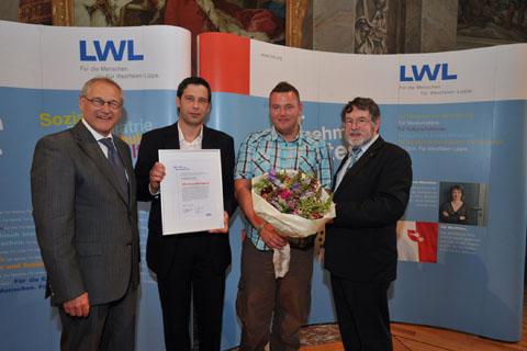 Bild zum Artikel: Hagener Selbsthilfegruppe erhält LWL-Gesundheitspreis