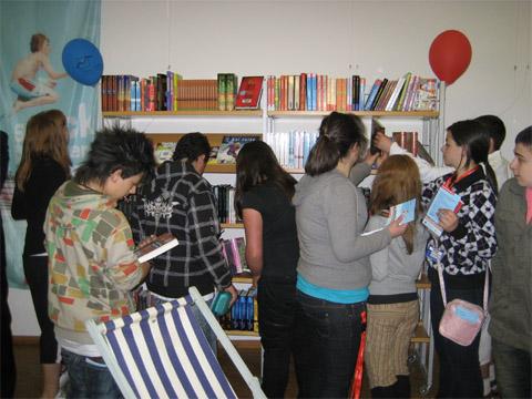 Bild zum Artikel: Sommerleseclub 2009