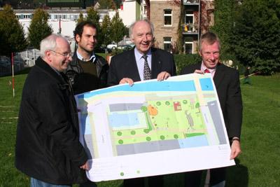 Bild zum Artikel: Kinderspielplatz an der Neumarkt- und Grabenstraße