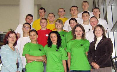 Bild zum Artikel: Praktikanten aus Lyck zu Gast im Hagener Rathaus