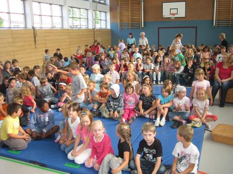 Bild zum Artikel: 300 Kinder begeistert vom Klima-Kasper