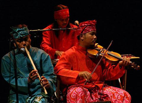 Bild zum Artikel: Klangkosmos Weltmusik: SambaSunda Quintett