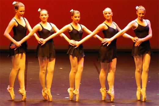 Bild zum Artikel: Tanzbilder 2011 wissen zu begeistern