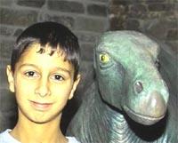 Bild zum Artikel: Fossilien im Wasserschloss Werdringen