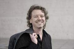 Bild zum Artikel: Marcus Schinkel spielt im Schloss Hohenlimburg