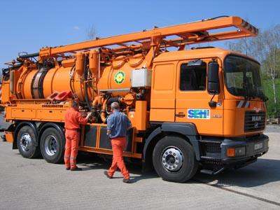 Bild zum Artikel: SEH setzt auf Biodiesel