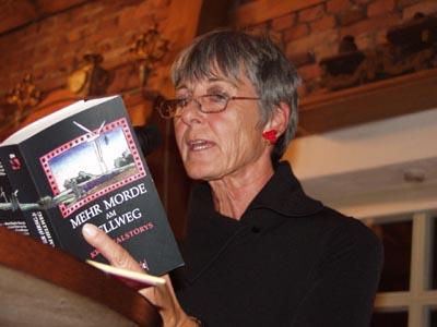 Bild zum Artikel: Mord am Hellweg - Lesung mit Doris Gercke