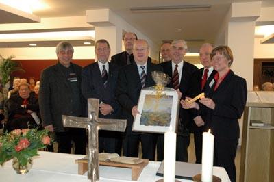 Bild zum Artikel: ESV weihte ihr Altenzentrum Dietrich-Bonhoeffer-Haus in Hagen-Eilpe ein