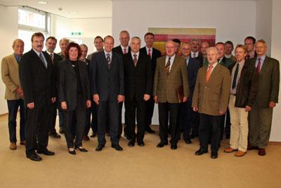 Bild zum Artikel: Gemeindewaldbesitzerverband tagt in Hagen
