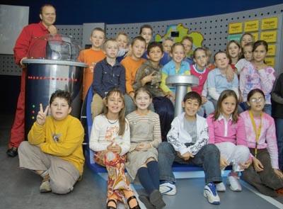 Bild zum Artikel: Stadtgeschichte für Schulklassen