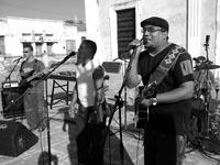 Bild zum Artikel: Auftakt Muschelsalat 2005 - Hoyo Colorao