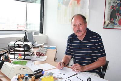 Bild zum Artikel: Jürgen Machatschek - der Herr der Kindergärten - verabschiedet sich