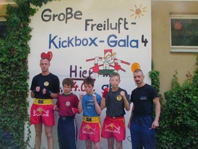 Bild zum Artikel: Kickbox-Nachwuchs lädt zum Tag der offenen Tür