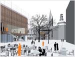 Bild zum Artikel: Grundsteinlegung für das Emil Schumacher Museum